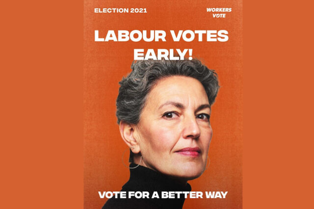 Labour Votes Early